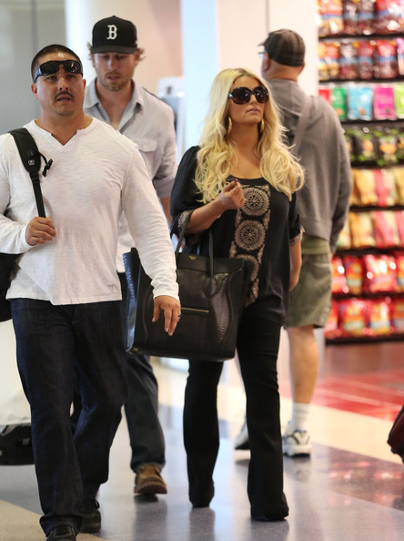 More Pics of Jessica Simpson Slacks (1 of 30) - Jessica Simpson Lookbook - StyleBistro
