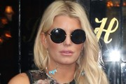 Jessica Simpson Long Wavy Cut