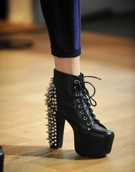 More Pics of Jessie J Ankle Boots (1 of 12) - Jessie J Lookbook - StyleBistro