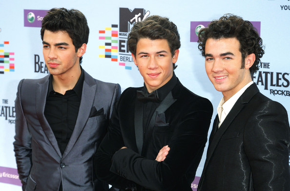 Jonas Brothers Hair