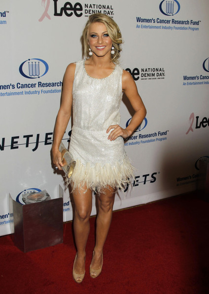 more pics of julianne hough pinned up ringlets 5 of 15