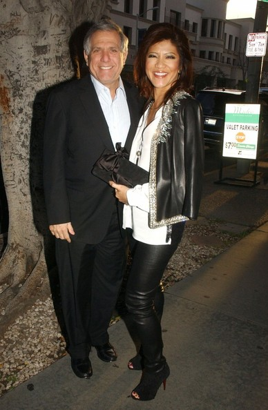 More Pics of Julie Chen Leather Pants (3 of 6) - Leather Pants Lookbook - StyleBistro