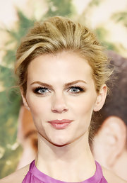 Brooklyn Decker created a smoky-eyed look for the German premiere of 'Just Go With It.'