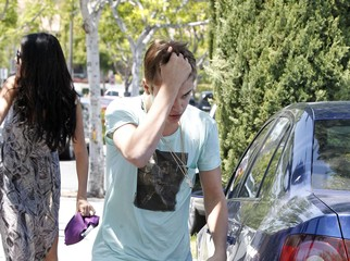 Pictures: Justin Bieber's Alleged Fight with Paparazzi