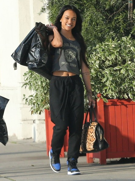 Karrueche Tran Clothes