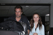 Len Wiseman and Lily Sheen Photo