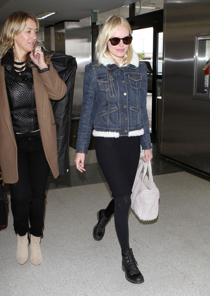 Kate+Bosworth in Kate Bosworth Catching A Flight At LAX Airport