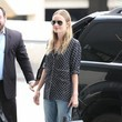 Kate Bosworth's Pajama Button-Down