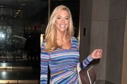 Kate Gosselin Print Dress