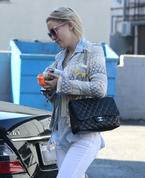 More Pics of Kate Hudson Skinny Jeans (2 of 12) - Jeans Lookbook - StyleBistro []