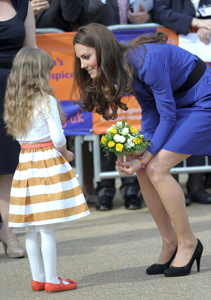 Kate Middleton Pumps - Kate Middleton Heels Looks