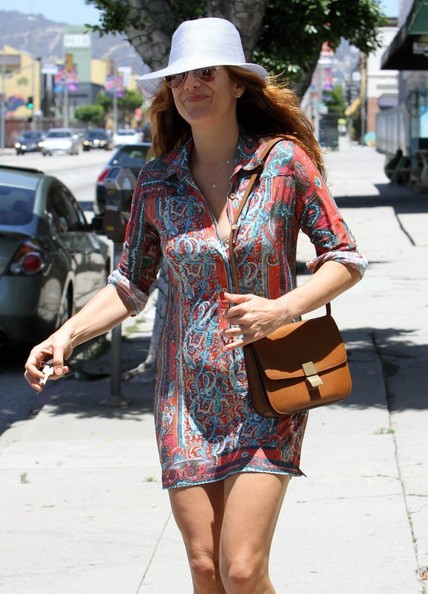 More Pics of Kate Walsh Print Dress (1 of 35) - Kate Walsh Lookbook - StyleBistro