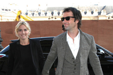 Kate Winslet Ned Rocknroll Kate Winslet And Ned Head To The Ritz Hotel