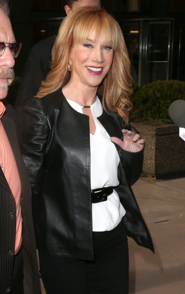 Kathy Griffin Visits the Howard Stern Show