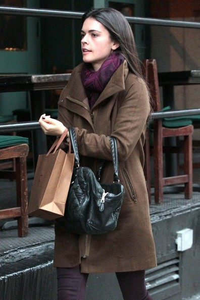 Katie Lee Joel Out And About In New York