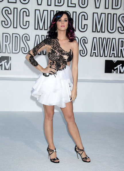 Katy Perry Strappy Sandals []