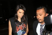 Kendall Jenner Graphic Tee