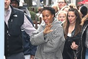 Kerry Washington Wool Coat
