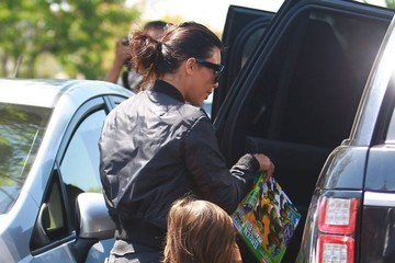 Kim Kardashian Mason Disick Kim Kardashian Takes Mason to the Movies