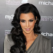 Kim Kardashian Long Luscious Curls