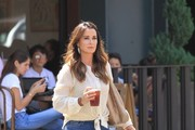 Kyle Richards Flare Jeans