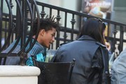 Kylie Jenner and Jaden Smith Photo