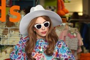 Lady Gaga Oversized Sunglasses