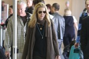 Lisa Kudrow Aviator Sunglasses