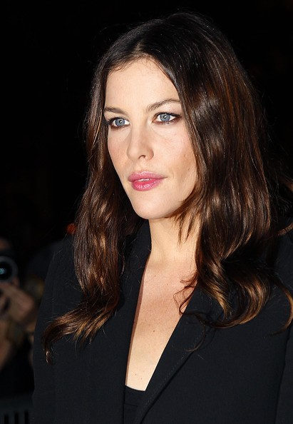 Liv Tyler Long Straight Cut