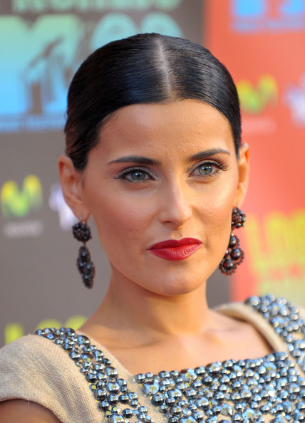 More Pics of Nelly Furtado Sterling Dangle Earrings (1 of 3) - Nelly Furtado Lookbook - StyleBistro