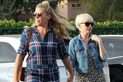 Michelle Williams Denim Jacket