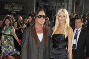 Mickey Rourke Men's Suit