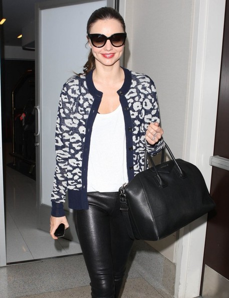 More Pics of Miranda Kerr Cardigan (3 of 34) - Miranda Kerr Lookbook - StyleBistro