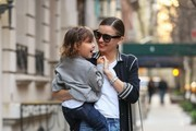 Miranda Kerr and Flynn Bloom Photo