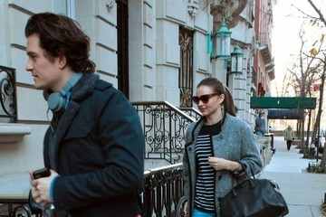 Miranda Kerr Orlando Bloom Orlando Bloom and Miranda Kerr Together in NYC