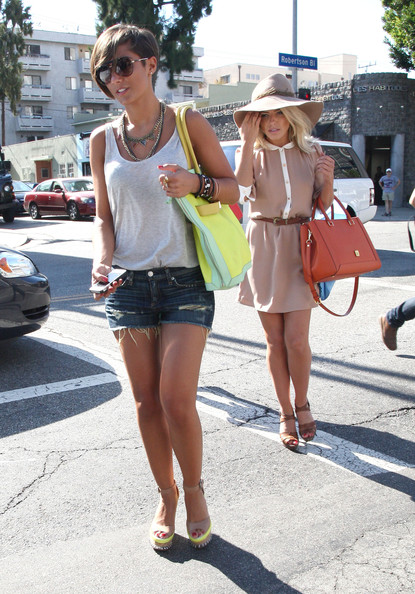 More Pics of Mollie King Wide Brimmed Hat (1 of 22) - Mollie King Lookbook - StyleBistro
