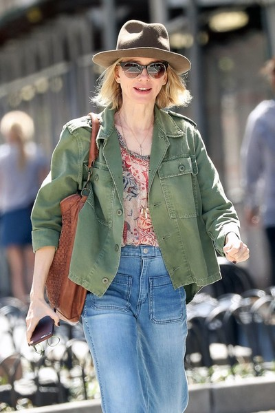 Naomi Watts Cateye Sunglasses []