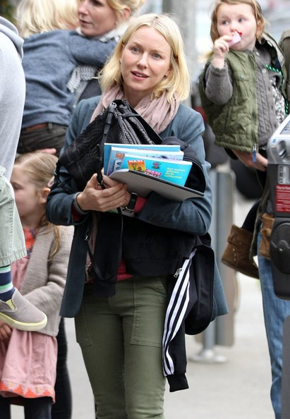More Pics of Naomi Watts Ankle Boots (3 of 7) - Boots Lookbook - StyleBistro