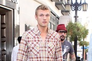 Nick Carter Button Down Shirt