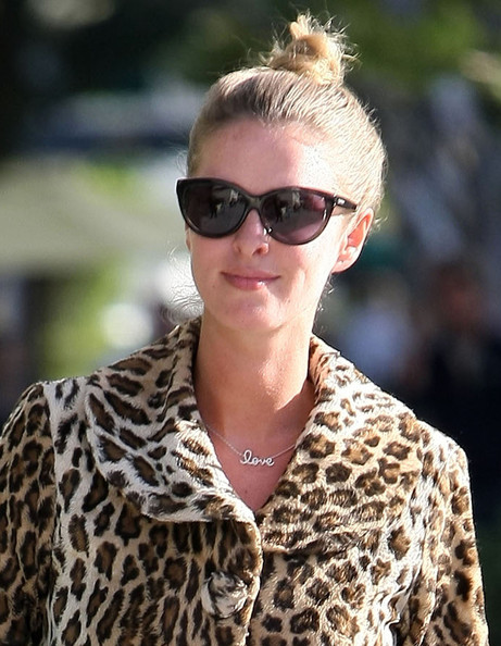 Nicky Hilton Sunglasses