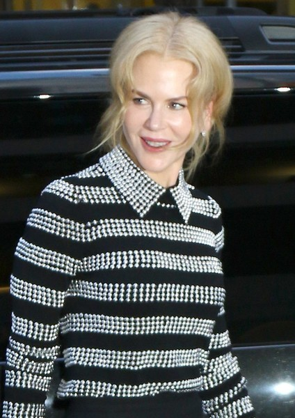 More Pics of Nicole Kidman Single Strap Tote (1 of 11) - Nicole Kidman Lookbook - StyleBistro