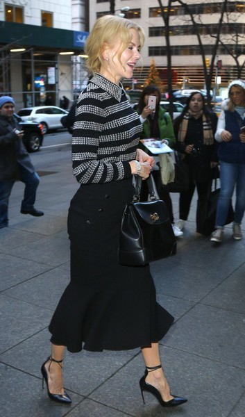 Nicole Kidman Single Strap Tote