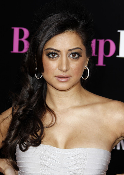 Noureen DeWulf Diamond Hoops