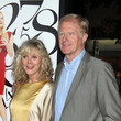 Blythe Danner and Ed Begley Jr.