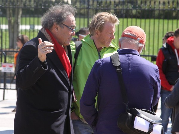 Oliver Stone Scouting Locations For His Upcoming Edward Snowden Bio Movie