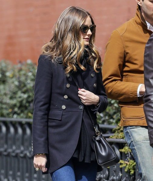 More Pics of Olivia Palermo Cateye Sunglasses (1 of 10) - Olivia Palermo Lookbook - StyleBistro