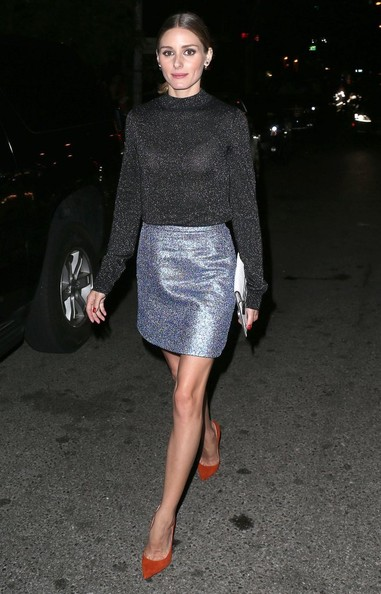 More Pics of Olivia Palermo Pumps (1 of 8) - Pumps Lookbook - StyleBistro