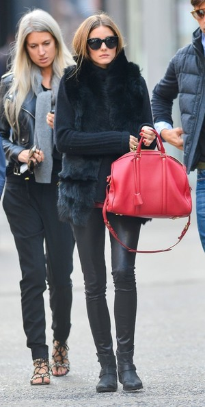 Olivia Palermo Cross Body Tote