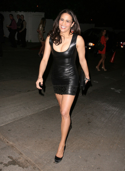 Paula Patton Platform Pumps