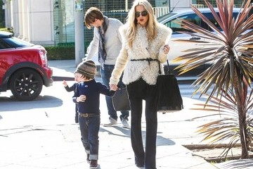 Rachel Zoe Rodger Berman Rachel Zoe Goes Shopping with Her Family
